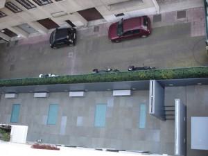 Recinzione in ferro per ufficio privato a Roma progettazione Westway Architects