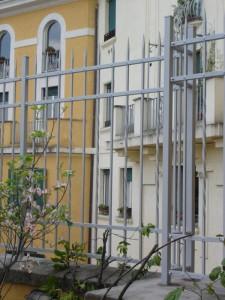 Recinzioni in ferro per abitazione privata a Roma