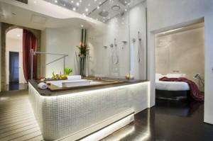 """Ristrutturazione edile """"Suite Sistina"""" a Roma progettazione Architetto Matteo Maria Gentile"""