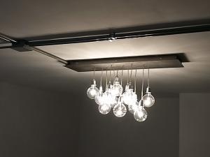 Lampada Design Roma William Costruzioni