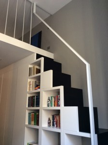 Libreria-balaustra