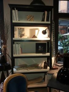 Libreria ferro Roma William Costruzioni