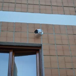 Impianti di videosorveglianza per esterno a Roma